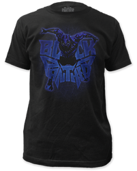 Image for Black Panther T-Shirt - Attack Logo