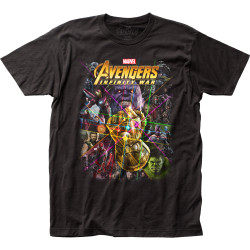 Image for Marvel's Avengers: Infinity War T-Shirt