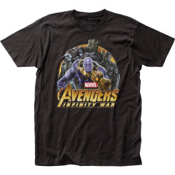 Image for Marvel's Avengers: Infinity War T-Shirt - Villains
