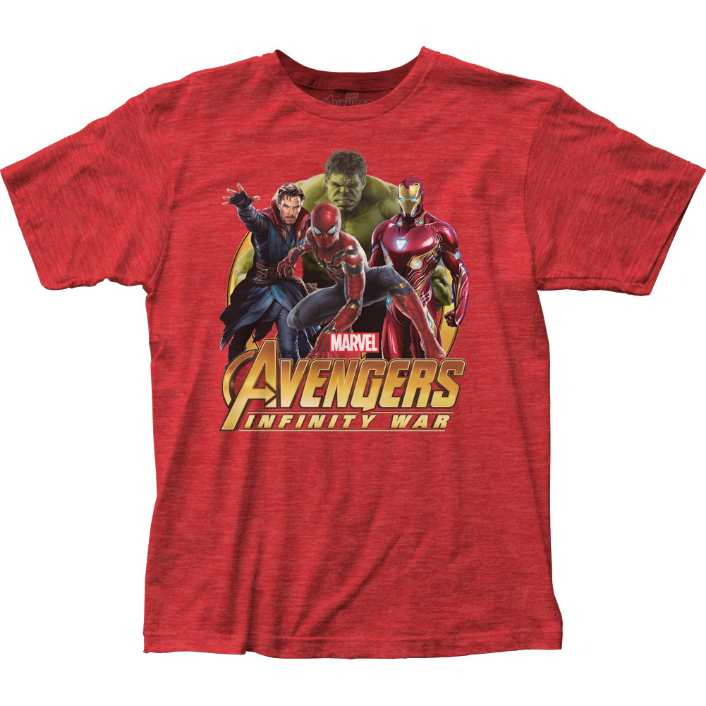 c98de0c4f Marvel's Avengers: Infinity War T-Shirt - Hulk Group. Loading zoom. Hover  over image to zoom