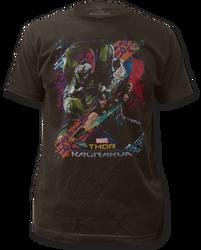 Image for Thor Ragnarok T-Shirt - Battle
