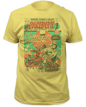 110810d2f9ea Daredevil T-Shirt - Dreadnaught - NerdKungFu