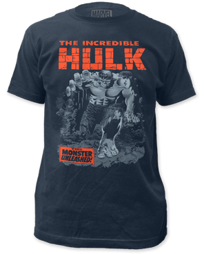 Image for The Incredible Hulk T-Shirt - Breakthrough
