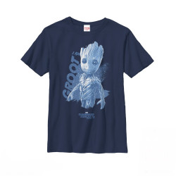 "Guardians of the Galaxy Youth T-Shirt - Groot ""I am Groot"""