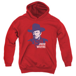 Image for John Wayne Youth Hoodie - American Icon
