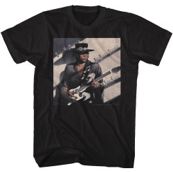 Image for Stevie Ray Vaughn T-Shirt - Texas Flood
