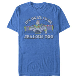 Image for Toy Story Jealous Too T-Shirt
