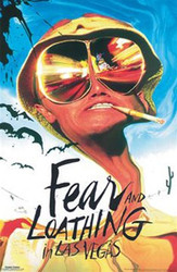 Image for Fear and Loathing in Las Vegas Poster