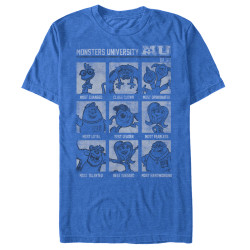 Image for Monsters U Monsters Yearbook T-Shirt