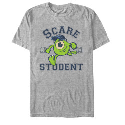 Image for Monsters U Scare Student T-Shirt