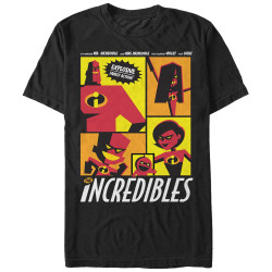 Image for The Incredibles Starring T-Shirt