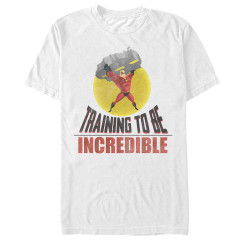 Image for The Incredibles Incredible Training T-Shirt