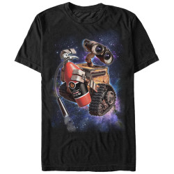 Image for Wall E Space Wall-E T-Shirt