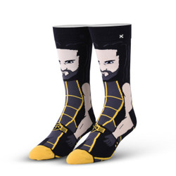 3/4 View for Seth Rollins Knit Socks