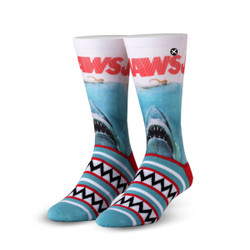 Image for 3/4 View Jaws Knit Socks