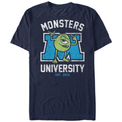 Image for Monsters U Premium T-Shirt - First Day