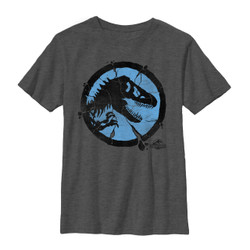 Image for Jurassic World Youth T-Shirt - Crackpot