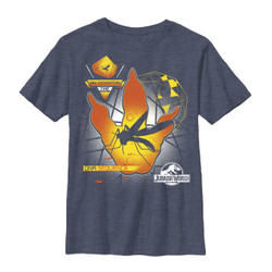 Image for Jurassic World Youth T-Shirt - Creation Lab