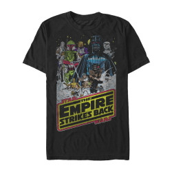 Image for Star Wars the Empire Strikes Back Hoth T-Shirt