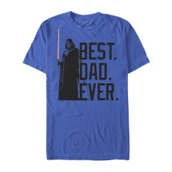 Image for Star Wars Best. Dad. Ever. T-Shirt