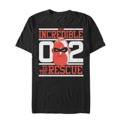 Image for The Incredibles 2 T-Shirt - Sports Jersey