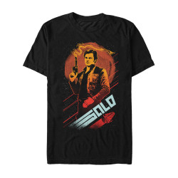 Image for Solo: A Star Wars Story Gunsmoke T-Shirt