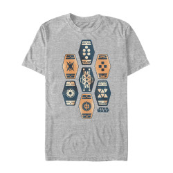 Image for Solo: A Star Wars Story Sabbacc Heather T-Shirt