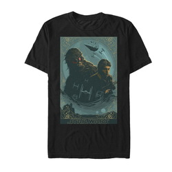 Image for Solo: A Star Wars Story T-Shirt - Heroes of Corellia
