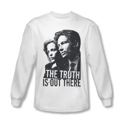 Image for X-Files Long Sleeve T-Shirt - The Truth is Out There