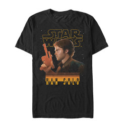 Image for Solo: A Star Wars Story T-Shirt - Scoundrel