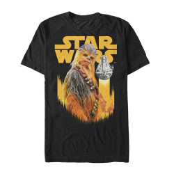 Image for Solo: A Star Wars Story T-Shirt - Chewie Works