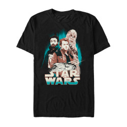 Image for Solo: A Star Wars Story T-Shirt - Three Amigos