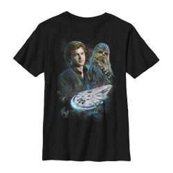 Image for  Solo: A Star Wars Story T-Shirt - Falcon Bros