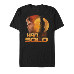 Image for Solo: A Star Wars Story T-Shirt - Han Solo