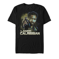 Image for Solo: A Star Wars Story T-Shirt - Lando
