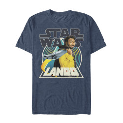 Image for Solo: A Star Wars Story Smooth Heather T-Shirt