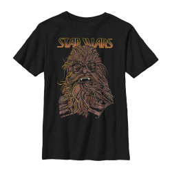 Image for Solo: A Star Wars Story Youth T-Shirt - String Chewie