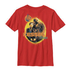Image for Solo: A Star Wars Story Youth T-Shirt - Kessel Crew