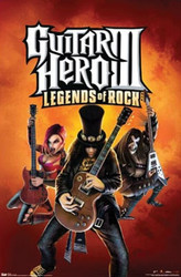 Image for Guitar Hero Poster