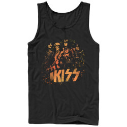 Image for Kiss In Lights Tank Top
