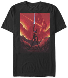 Image for Star Wars Episode 8 the Last Jedi The Force Within T-Shirt
