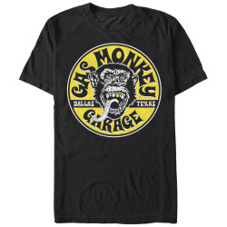 Image for Gas Monkey Garage Geared T-Shirt
