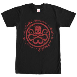 Image for Hydra Splatter Icon T-Shirt