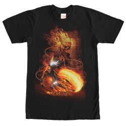 Image for Ghost Rider Judgement T-Shirt