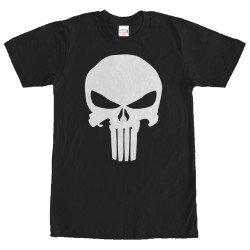 Image for The Punisher Untouched T-Shirt