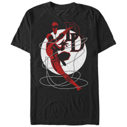 Image for Daredevil Moon Devil T-Shirt
