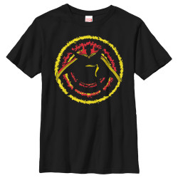 Image for Doctor Strange Youth T-Shirt - Radial Power