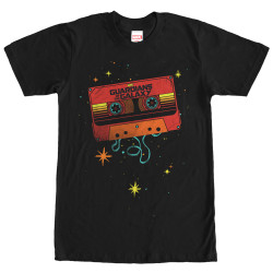 Image for Guardians of the Galaxy Tape Premium T-Shirt
