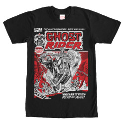 Image for Ghost Rider First Issue Premium T-Shirt