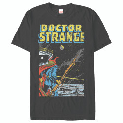 Image for Doctor Strange Into Space Premium T-Shirt